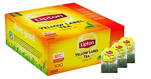 Lipton Té Yellow Label 100