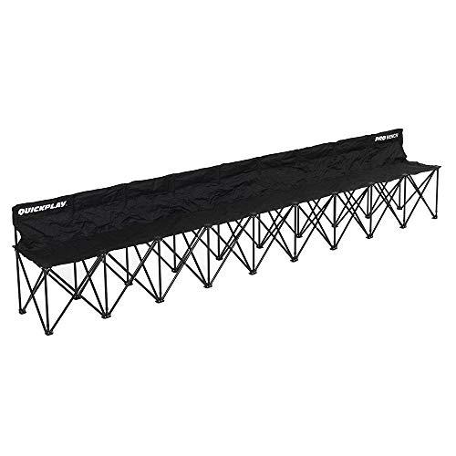 QuickPlay PRO Folding Bench (9 Seats)