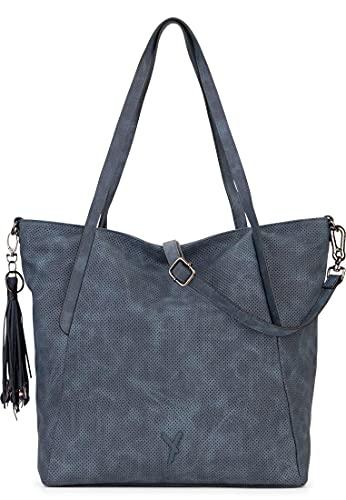 SURI FREY Shopper Romy 11882 Damen Handtaschen Uni blue 500 One Size