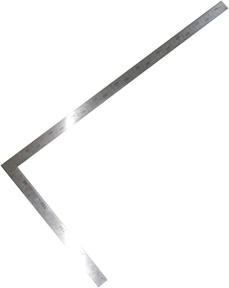 Super Special SALE held Utoolmart Right Angle Ruler Framing S Square 500mm SALENEW very popular 250 x