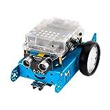サンワダイレクト Makeblock mBot プログラミング 教育ロボットキット 知育ロボット Bluetooth版 800-MBSET001