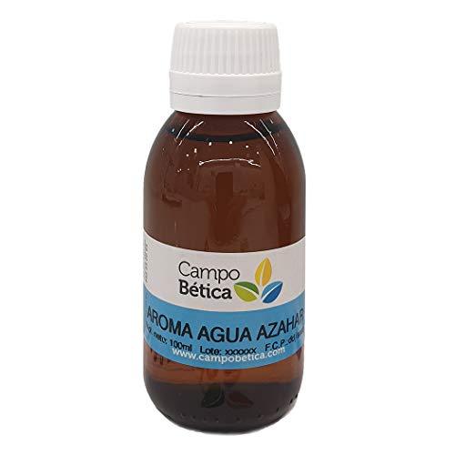 Aroma Agua de Azahar 100 ml Pastelería y Repostería creativa: Glaseados, Helados,...
