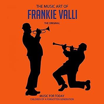 The Music Art of Frankie Valli (Anthology)