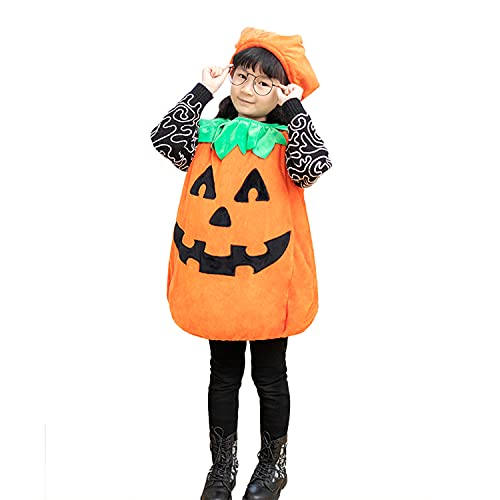 Holloween Kids Pumpkin