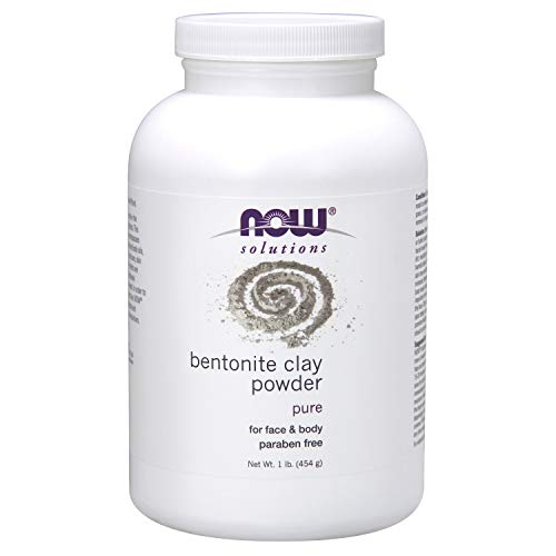 Now Foods, Bentonite Clay Powder, 1 lb (454 g)