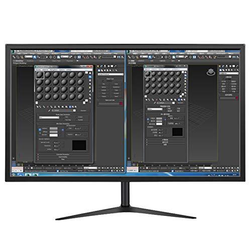 ZZYH 28 Inch Monitor, 4K FHD (38402160), IPS, Ultra-Slim Design,...