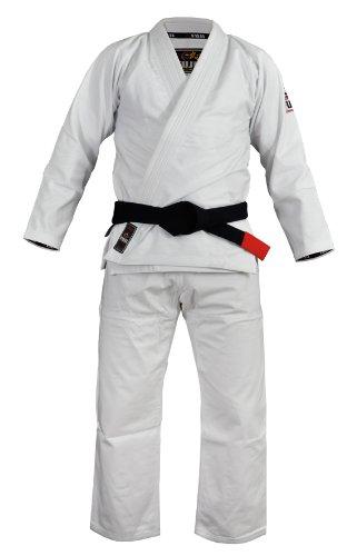 FUJI Summerweight BJJ Uniform, Lightweight BJJ Gi with Bungee Drawstrings