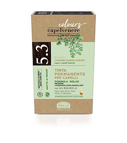 Helan Capelvenere Colours 5.3 Castano Chiaro Dorato - 151 Ml
