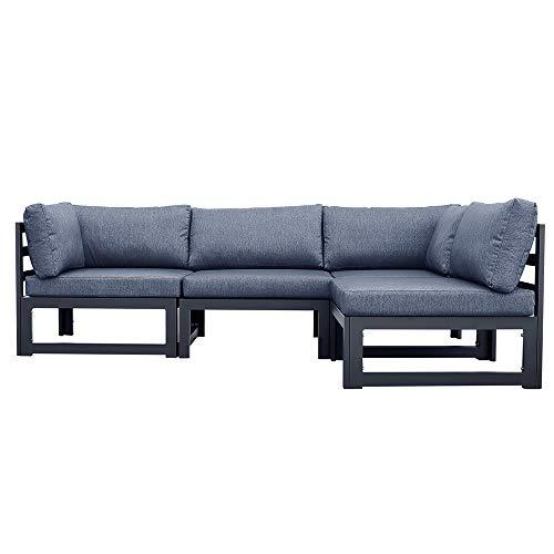 Outdoor Sofa 4 Pieces