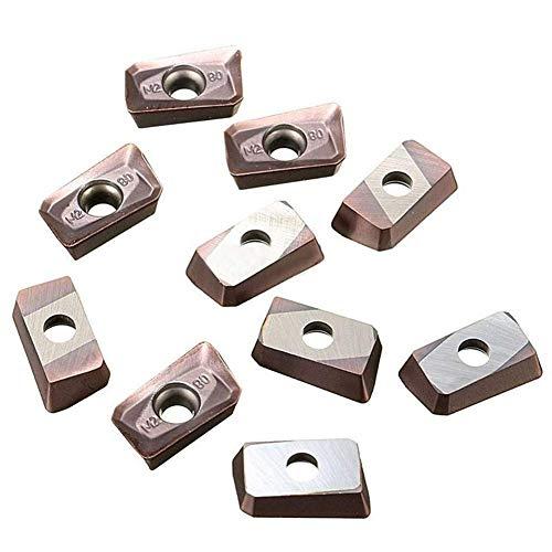 Buy Bargain ZGQA-GQA 10pcs R5 Carbide Insert Milling Threading Insert for Turning Tool Holde Boring ...
