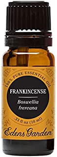 Edens Garden Frankincense Frereana Essential Oil, 100% Pure Therapeutic Grade (Highest Quality Aromatherapy Oils- Massage & Pain), 10 ml
