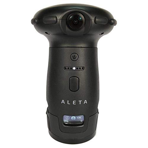 Aleta S2C 360 Camera Camcorder Standard Set (Without Batteries)+ 12V DC Adapter (US Version)