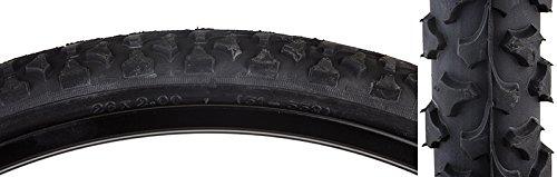 "Sunlite MTB Alpha Bite Mountain Bike Tires 26"" x 1.95"""