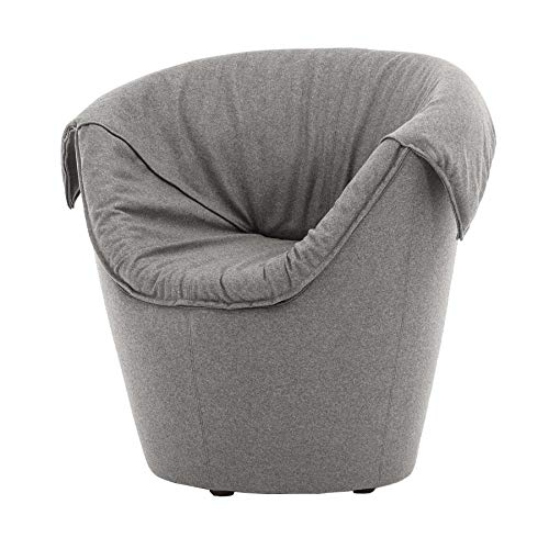 Werther - Die Möbelmanufaktur Zipfel Sessel 78 x 43 cm - hellgrau