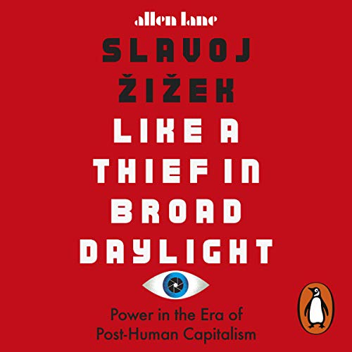 Like a Thief in Broad Daylight audiobook cover art