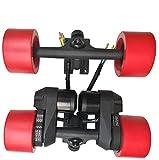 PROMOTOR Dual Electronic Skateboard Longboard 83MM Wheel 1500W Motor Electric Long Board Drive Kit...