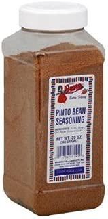 Fiesta Pinto Bean Seasoning, 20 Oz., (Pack of 1)