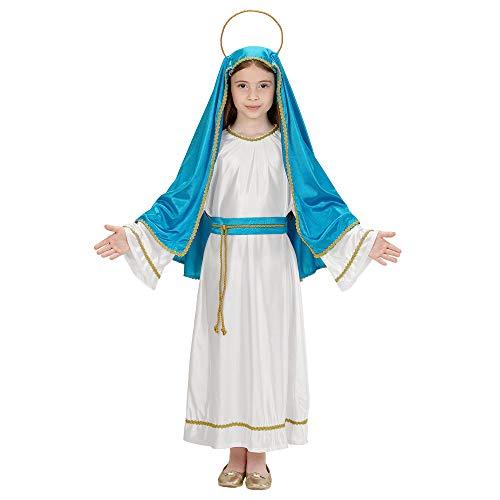 WIDMANN- Santa maría disfraz para niños, Multicolor, L (00027)