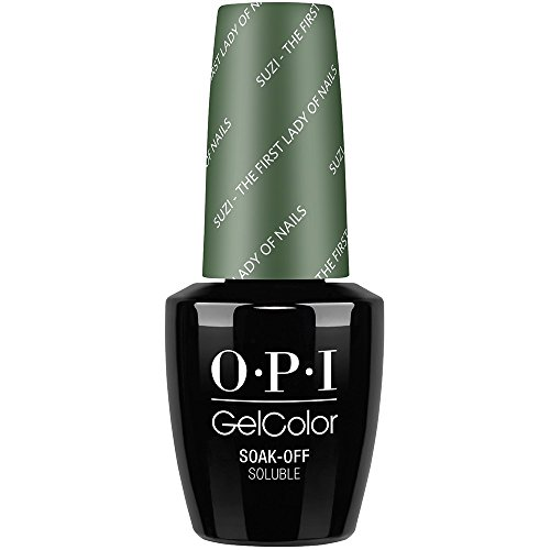 OPI Gel Color 15ml - Suzi The First Lady of Nails - Collezione Washington D.C Autunno 2016 - Gelcolor/OPI Gel Colori