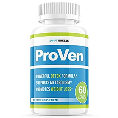 Proven Weight Loss Pills, Ultra Proven Diet Pills Advanced Supplement, Extra Strength Metabolism Support (60 Capsules)