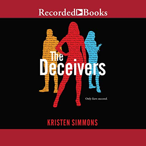 The Deceivers audiobook cover art