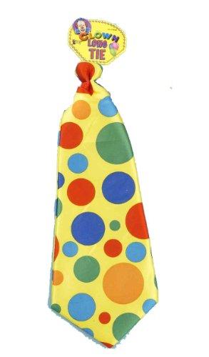 Jumbo Polka Dot Clown Tie Bow Tie Jumbo Polka Dot