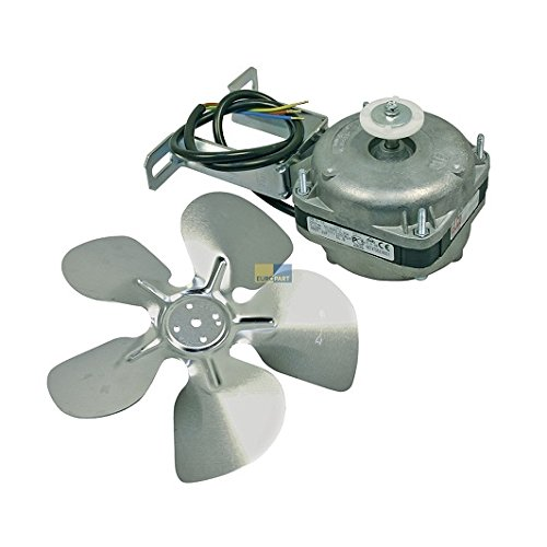 Preisvergleich Produktbild Kühlgeräte Ventilator Lüfter mit Haltebügel und Flügel 10 Watt 230 Volt 250 mm Ø