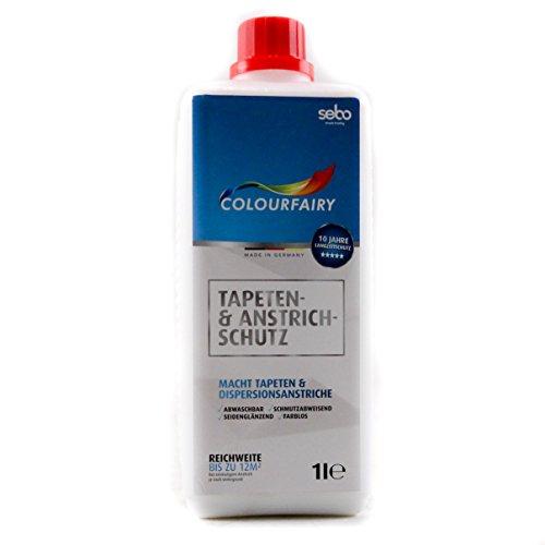 Elefantenhaut Anstrichschutz und Tapetenschutz von Colourfairy 1 Liter