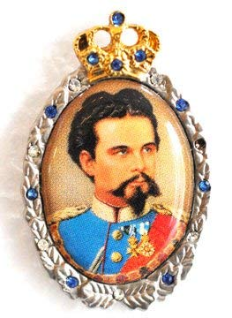 Beste Auswahl König Ludwig Pin