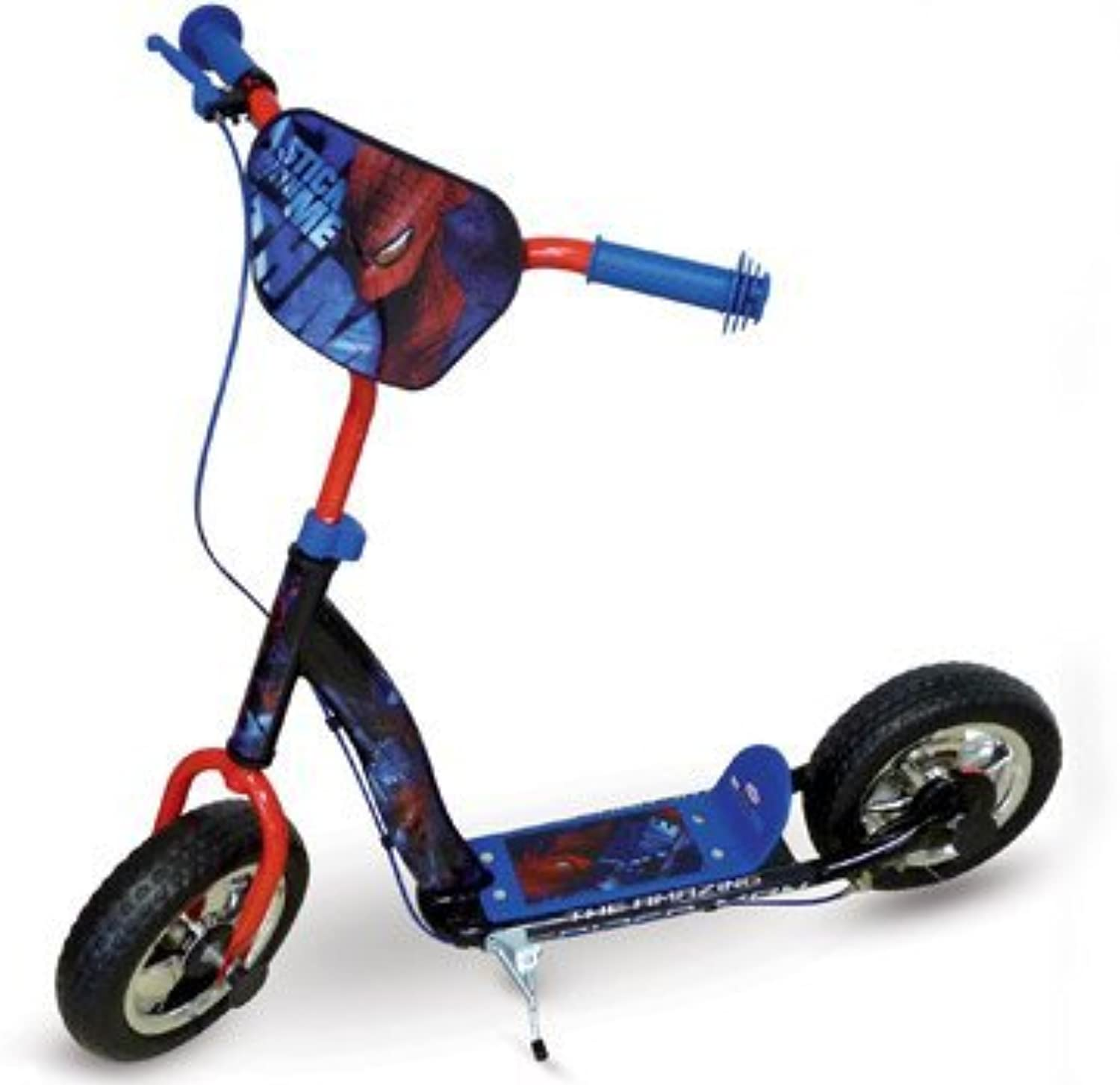 The Amazing Spiderman 2 10 Inch Cross Scooter With Front Breaks & Stand
