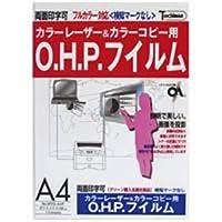 (業務用5セット)十千万 OHPフィルム WPO-A4P PPC A4 10枚