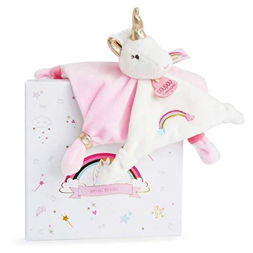 Doudou et Compagnie - Peluche de unicornio