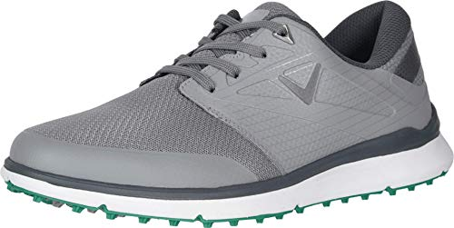 Callaway Men's Oceanside Golf Shoes, Grey, 10.5, D