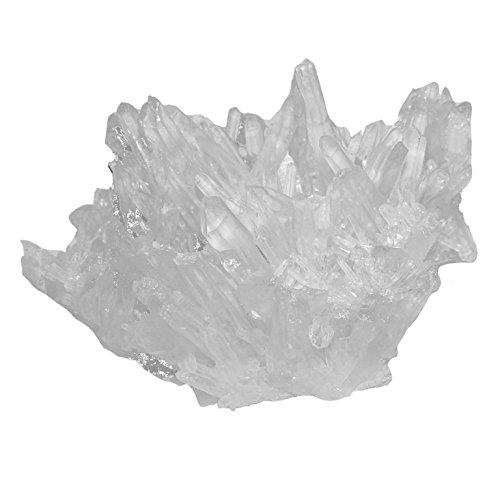 Bergkristall Stufe natur gewachsen und belassen schönes kleines Rohstück