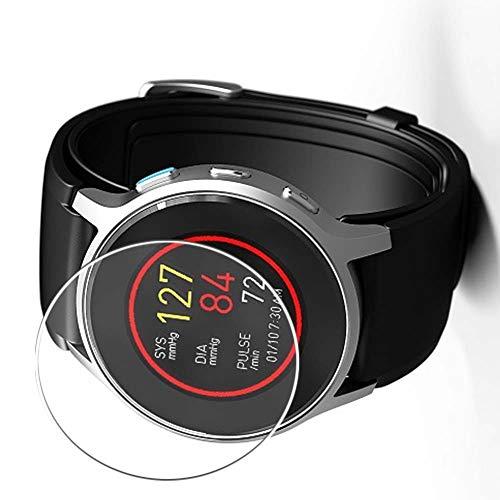 Vaxson 3 Stück Schutzfolie, kompatibel mit Omron HeartGuide Smartwatch Hybrid Watch, Displayschutzfolie TPU Folie [ nicht Panzerglas ]