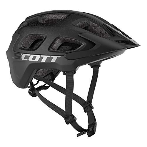 SCOTT 275202 Fahrradhelm, Unisex, Erwachsene, Stealth Blck, S