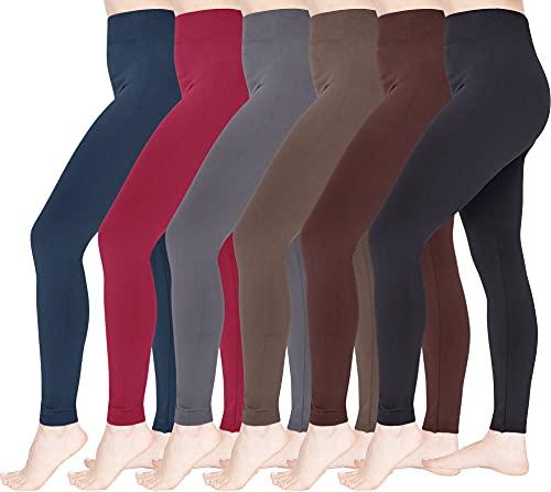insulated plus size leggings - 2