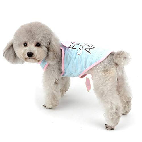 Zunea『犬服Tシャツ』
