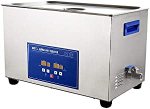 Commercial Grade 30 Liters 1100 Watts Heated ULTRASONIC Cleaner PS-100A