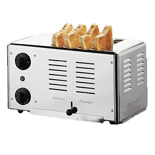 Gastroback 42004 Toaster, metallic