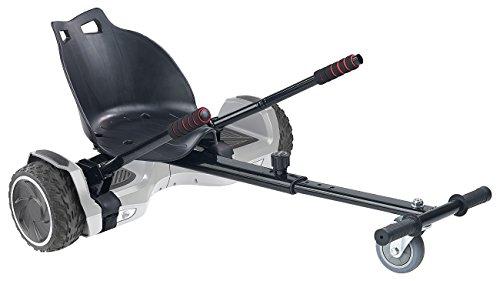 Speeron Hoverkart: 2in1-Elektro-Scooter und Kart XL-910.Duo, 7