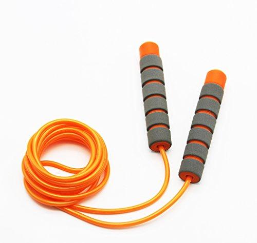 Adjustable Soft Skipping Rope