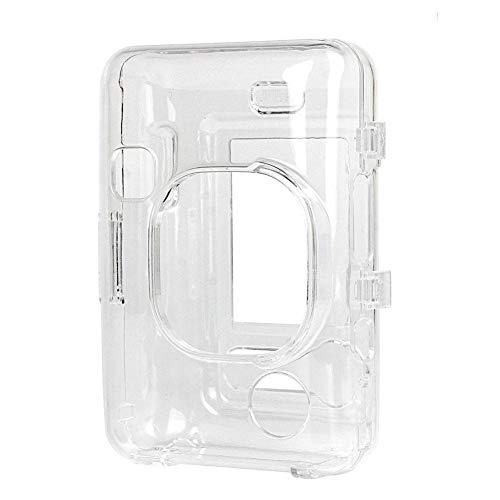 Retro-Stil Transparent Travel Case Storage Hard Case Ersatz Für Fujifilm Instax Mini Liplay Hybrid-Sofortbildkamera
