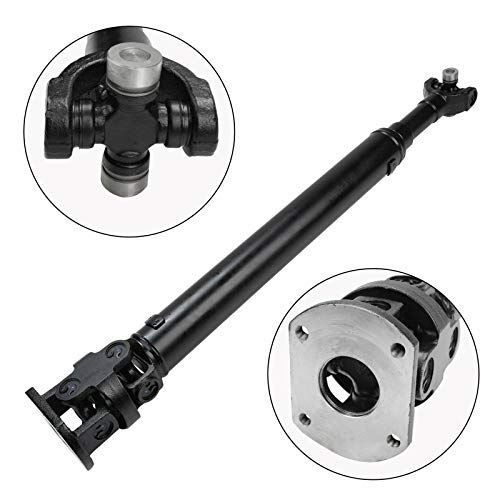36' Complete Front Propeller Driveshaft Assembly Compatible with Ford F-250 F-350 4WD Excursion Super Duty replace # 65-9300, AA1659300, 225080, 419304