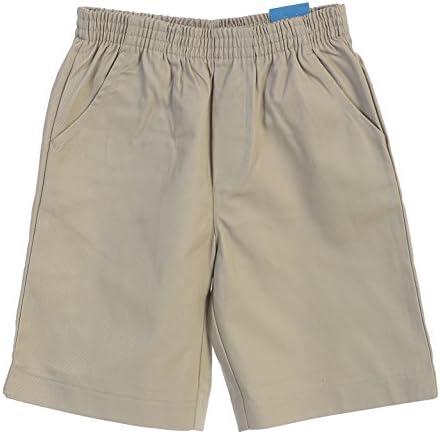 unik Boys All Elastic Waist Pull up Shorts Khaki Size 8 product image