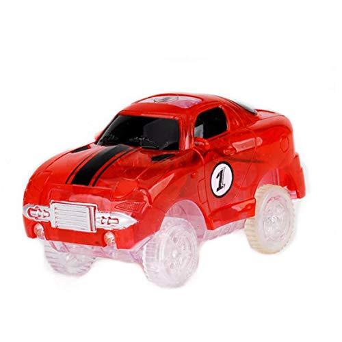 juguete de regalo coche eléctrico rojos Dedicado pista de carreras Coches de...