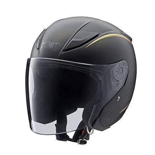 ヤマハ(YAMAHA) バイクヘルメット ジェット YJ-20 ZENITHグラフィックモデル GF-01ゴールド XXLサイズ(63-64cm) 90791-23603