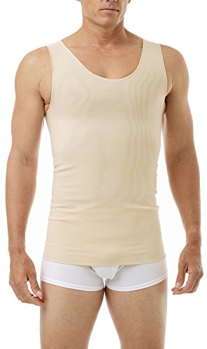 Underworks FTM Gynecomastia Ultimate Chest Binder Tank 997 - Nude Medium