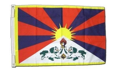Flagge Tibet - 60 x 90 cm