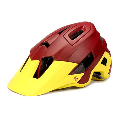 Claean-Acces-Home Casco Plegable 1pcs Casco de Ciclismo para Mujeres Hombres MTB Road Bike...
